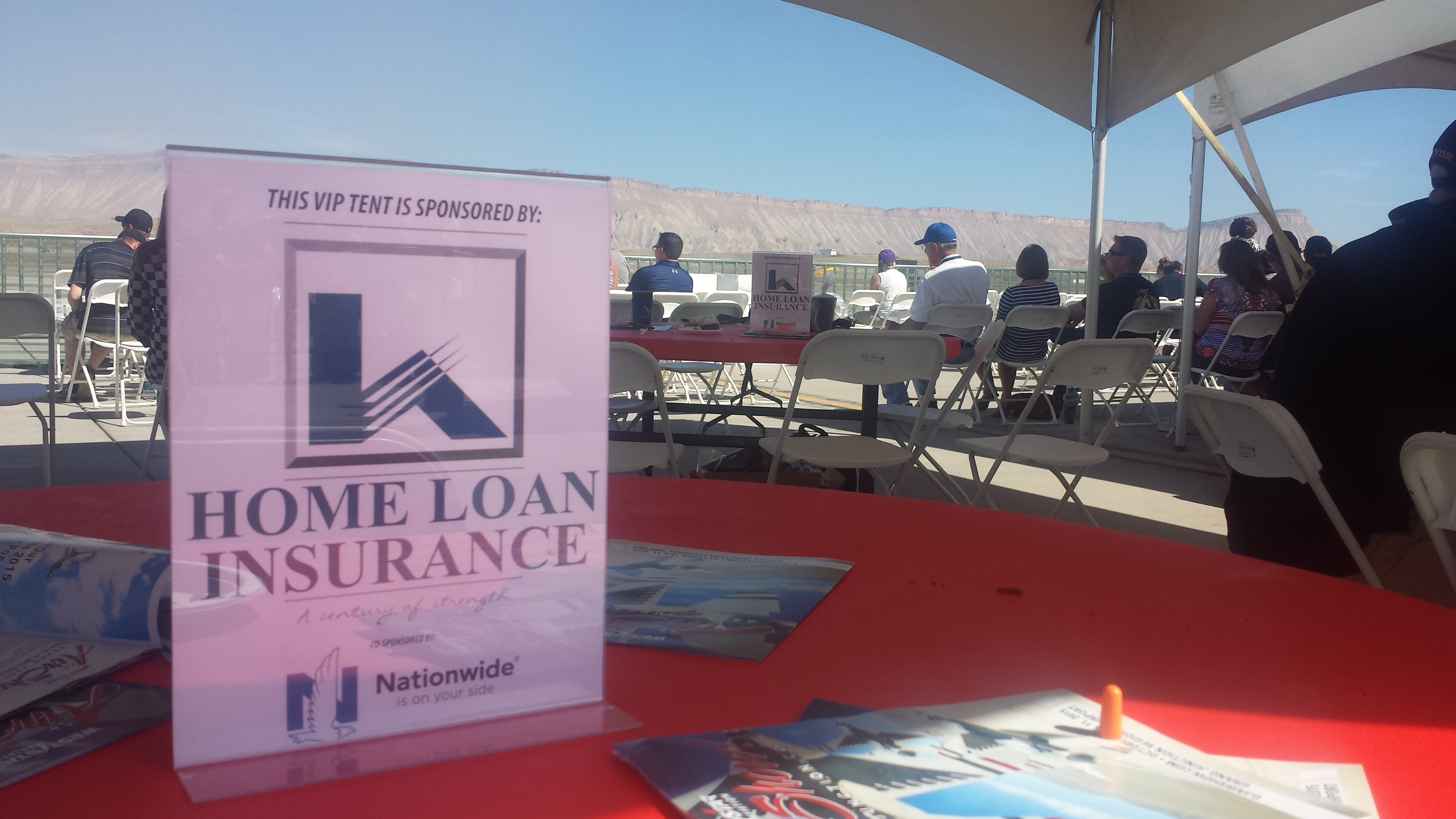 Home Loan Insurance Sponsors the Grand Junction Air Show