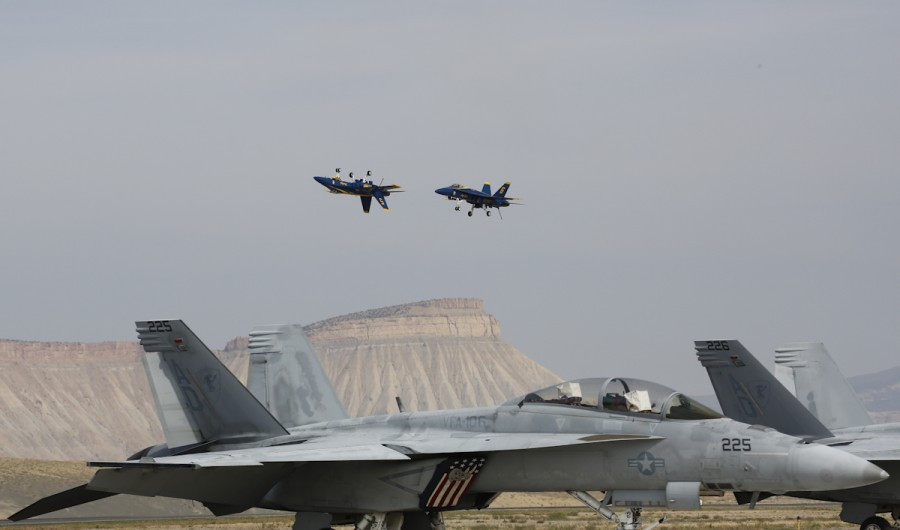 Grand Junction Air Show that Home Loan Insurance Sponsors