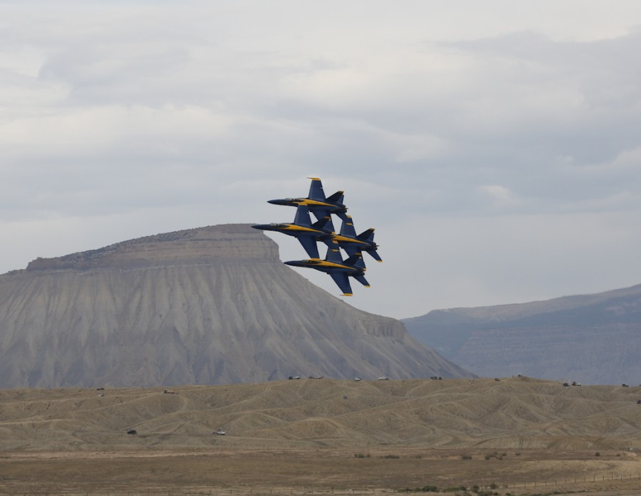 Grand Junction Air Show 2014