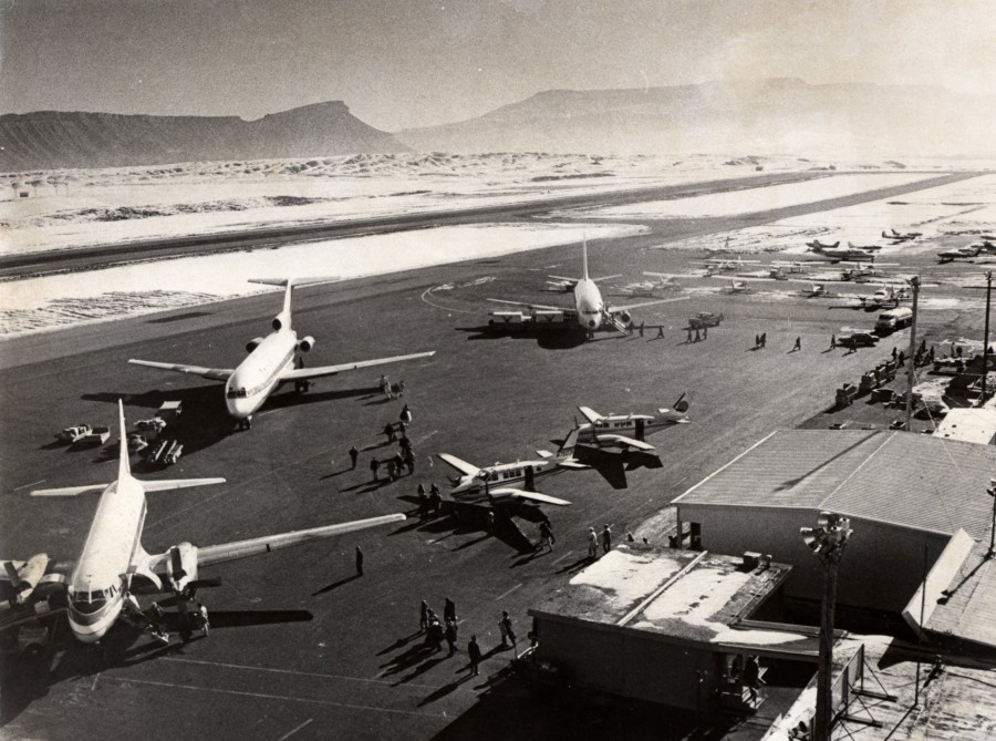 Grand Junction Airshow History