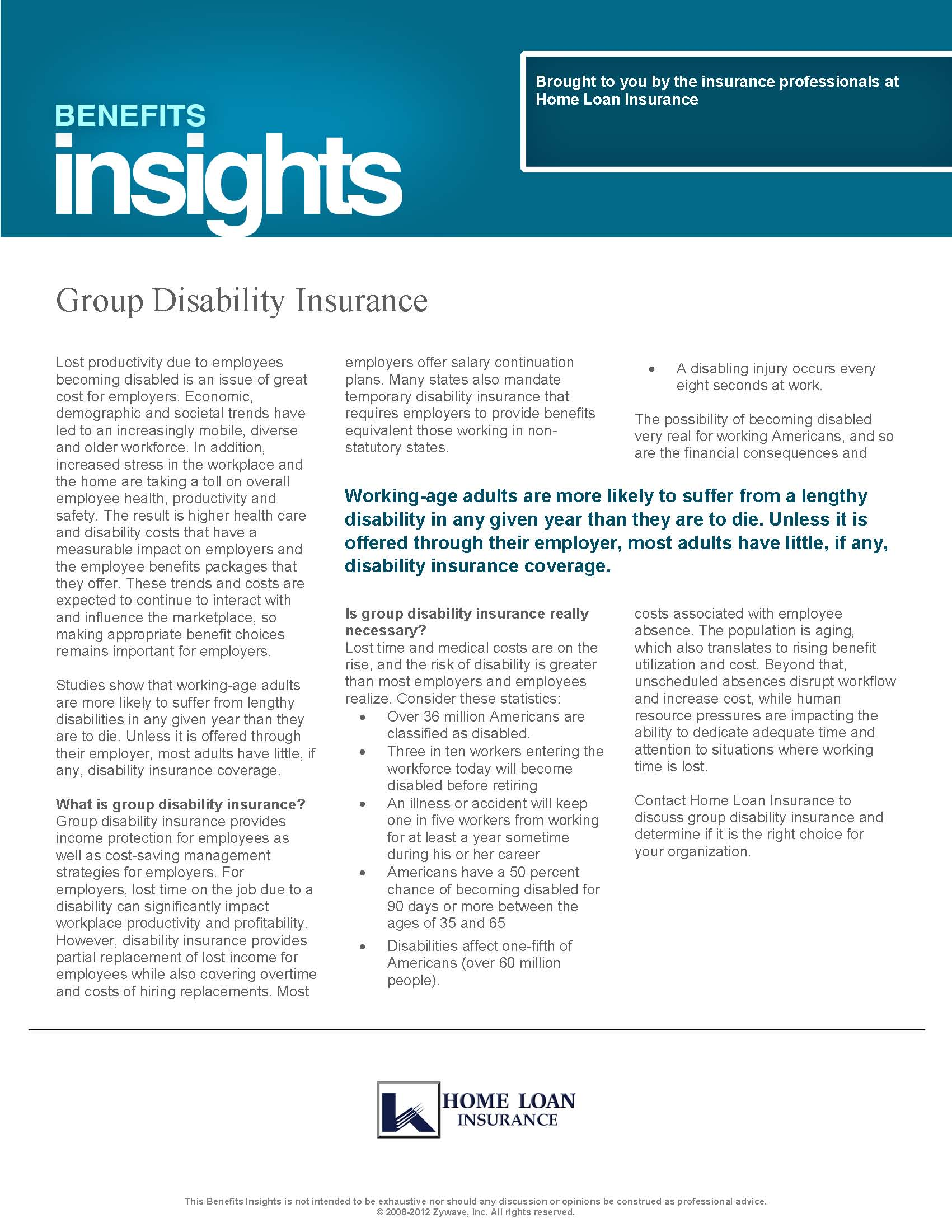 Group Disability Insurance pdf