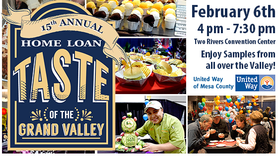 Home Loan Taste of the Grand Valley benefiting United Way of Mesa County