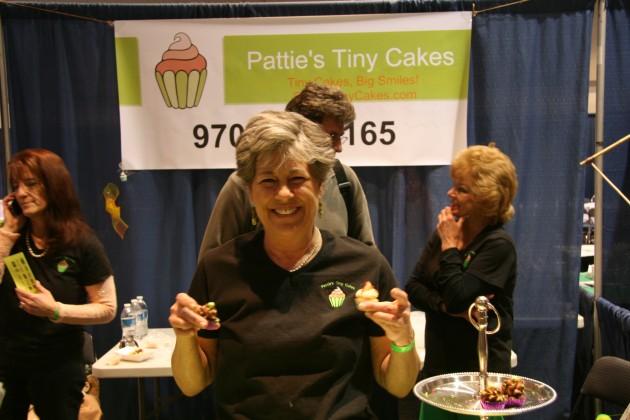 Patties tiny cakes 2014 winner at home loan taste of the grand valley
